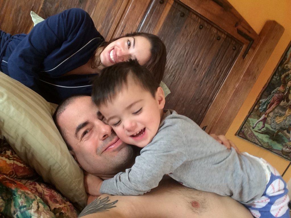 Marco Frank Montoya Family